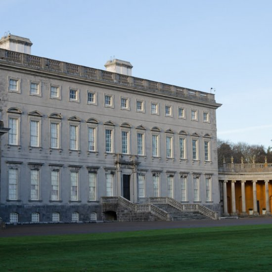Castletown House in Celbridge – das größte Landhaus in Irland