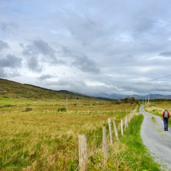 Wanderwege in Irland
